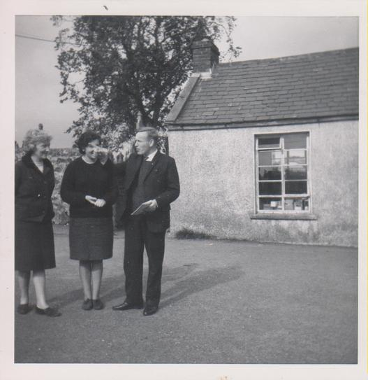 1965 Mary Morris, Mary Alice Daly and John Gervin