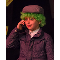 Mr Wormwood is not a bit green!- Brendan Conway