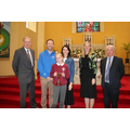 Mr Conway, Catherine Murphy, her parents, Mrs Donnelly & Mr Cush