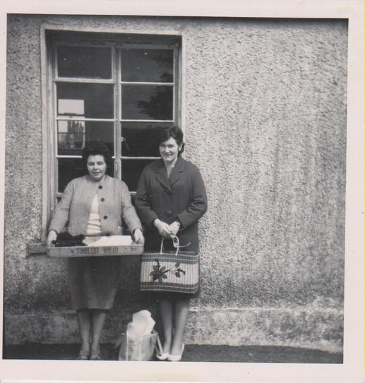 1965 Patsy Donnelly & Mary Morris