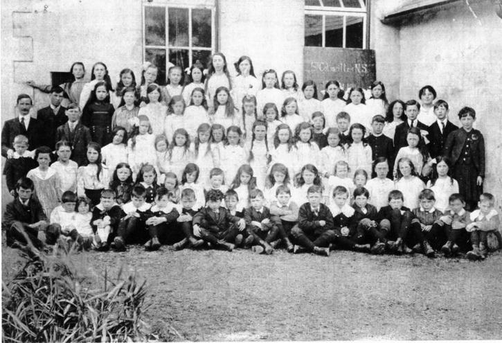 St Colmcille's PS 1916-17