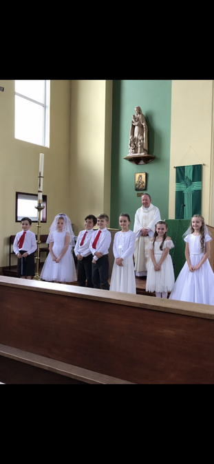First Holy Communion Autumn 2020