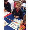 Making sentences!