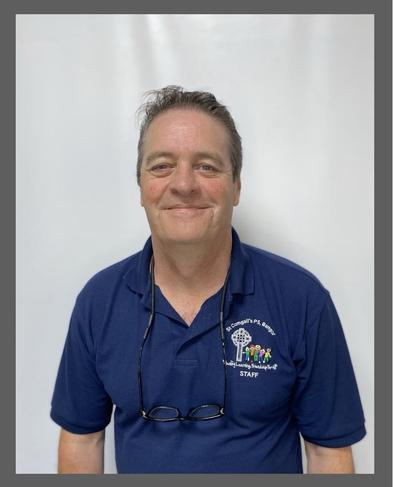 Mr Paul Busby - Building Supervisor