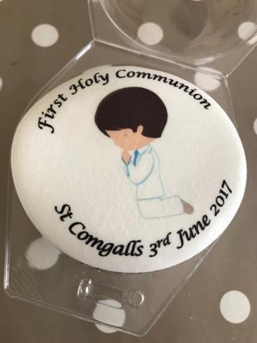 FHC cupcake