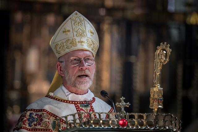 Bishop Paul Swarbrick