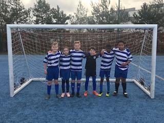 Year 5/6 Boys Football Team