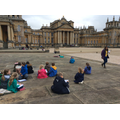Sketching Blenheim Palace