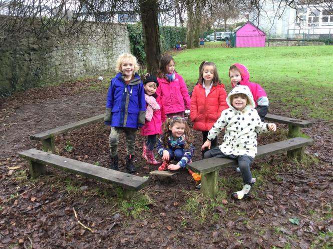 Outdoor Learning Muddy Monday