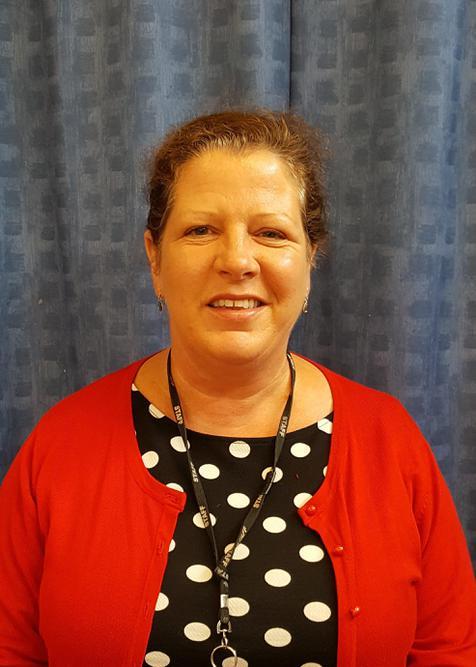 Mrs Mewis - Deputy Headteacher Cherry Class