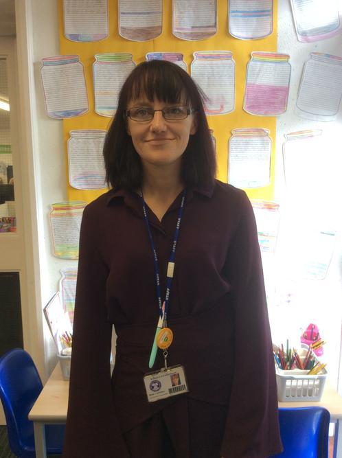 Miss Johnson - Year 2 & Midday Supervisor