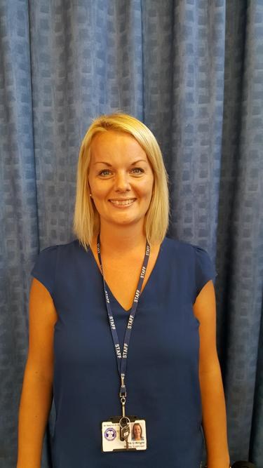 Mrs Wright - Year 1 & Midday Supervisor