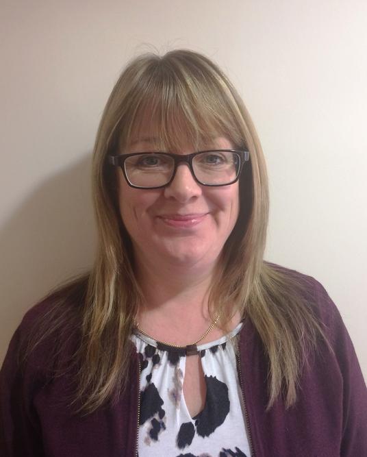Mrs Cooling - Administration/Finance Officer