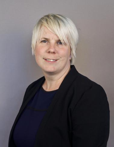 Ms J Aslett - Head of House