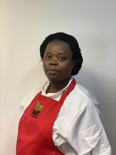 Colette - Our School Cook
