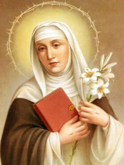 Saint Catherine of Siena - Year 4