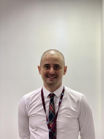 Mr Carroll - Deputy Headteacher