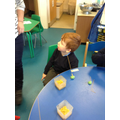 Using pasta and spaghetti to thread