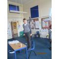 Investigating material - sugar-paper