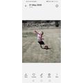 A 5km walk while dribbling a football