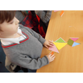 Monday - 2d shape tangrams
