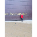 Being scouted for Chelsea Football Club