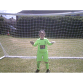 Then we all tried to score 3 penalty kicks against our very own Goalkeeper extraordinaire.