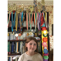 Wow - what a medal haul!