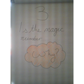 Why is 3 the Magic Number?