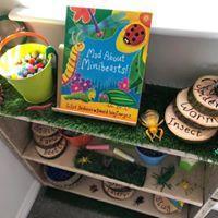 Storytelling Shelves...