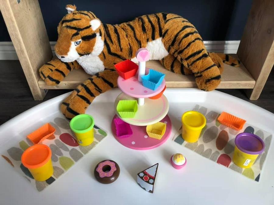 Can you have a tiger tea party?