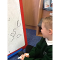 We have been trying really hard to say and write our special sounds.