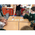Beginning to use the special vocabulary!