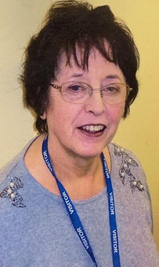 Mrs Mary McGuigan - Foundation Governor