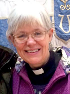 Reverend Ann Anderson