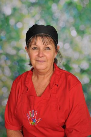 Mrs J Field Catering Assistant