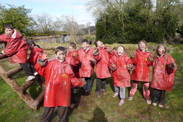 More muddy fun at PGL!