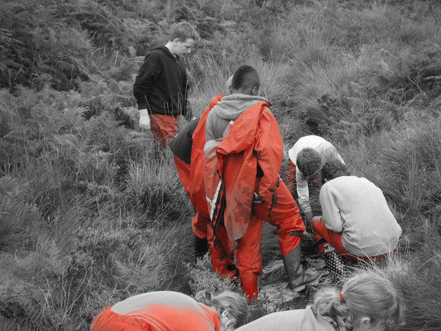 Snowdonia. Working together.