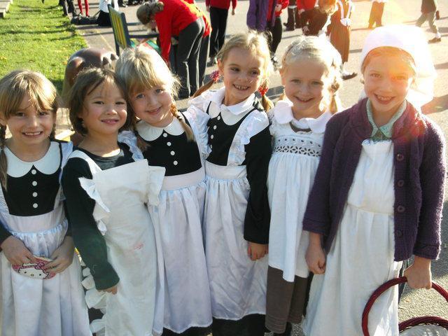 Victorian Day.