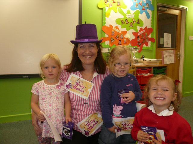 Mrs Wonka!