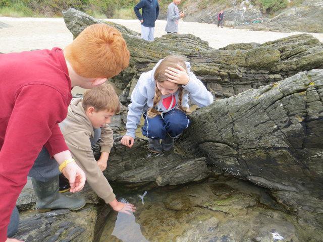 exploring at Snowdonia