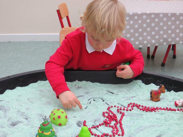 learning in Nursery
