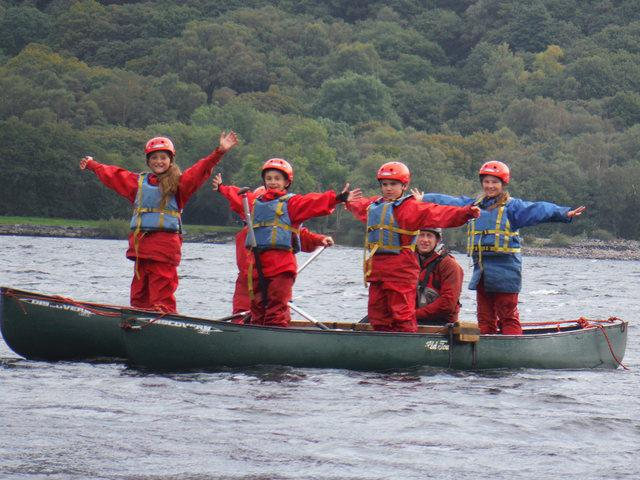 Snowdonia. Showing off new skills!