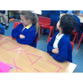 Making Roman Numerals out of straws... of course!