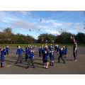 Investigating air resistance with parachutes