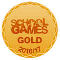 Sainsbury's School Games Mark: Gold Award