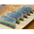 Add more layers until you make a rainbow soap.