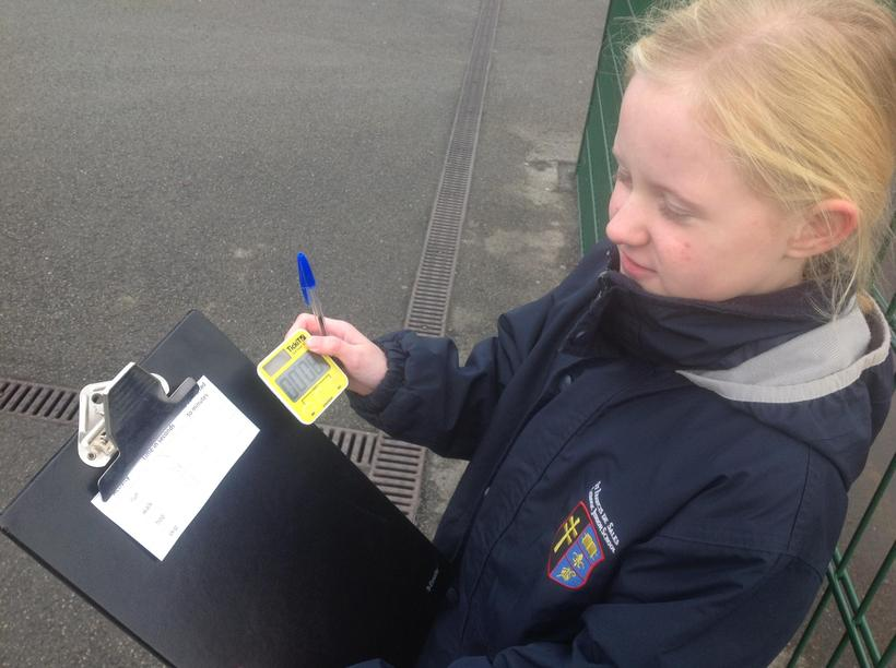 Using maths outside the classroom independently