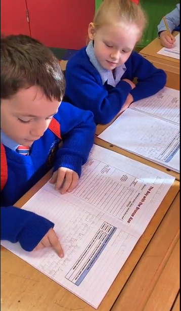 Using peer-assessment to offer suggestions.