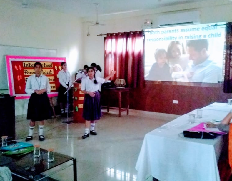 Indepdent presentations
